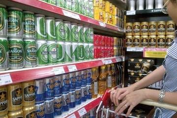 Cổ phiếu bia 'dậy sóng ăn theo' Habeco