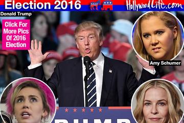 Nhiều người nổi tiếng tuyên bố rời khỏi Mỹ nếu Trump trúng cử Tổng thống