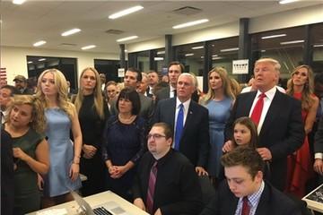 Vì sao ông Trump chọn Hilton làm 'tổng hành dinh' ngày bầu cử?