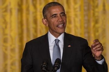 Tổng thống Obama kêu gọi dân Mỹ ủng hộ ông Trump dẫn dắt đất nước