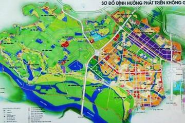 Huyện Mê Linh sẽ có thị trấn mới Kim Hoa