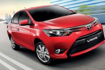 Top ô tô bán chạy nhất tháng 10: Vios qua mặt Kia Morning