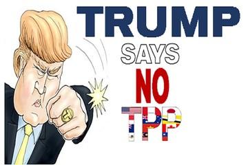 Nhật Bản thông qua TPP bất chấp chiến thắng của ông Trump
