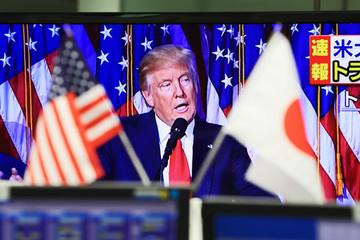 Nhật Bản hối hả xây dựng mối quan hệ với Trump