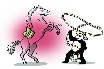Thất bại của TPP sẽ mở ra cơ hội cho Trung Quốc