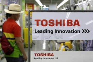 Toshiba dự báo lợi nhuận tăng nhờ nhu cầu cao về chip nhớ NAND