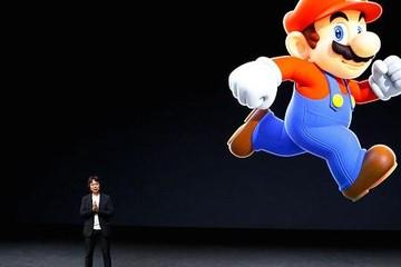 """Siêu phẩm """"Super Mario Run"""" sắp ra mắt, cổ phiếu Nintendo tăng vọt"""