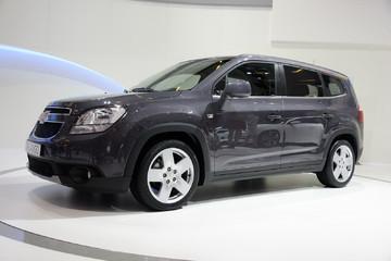 GM Việt Nam triệu hồi hơn 530 chiếc Chevrolet Orlando MPV