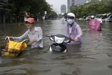 Hơn 97.000 tỷ đồng chống ngập, kẹt xe cho TP HCM