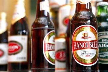 Bia Hà Nội dần lép vế trong cuộc đua thị phần