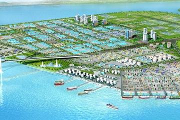 7.000 tỷ đồng đầu tư hạ hầng cảng và khu công nghiệp Đầm Nhà Mạc