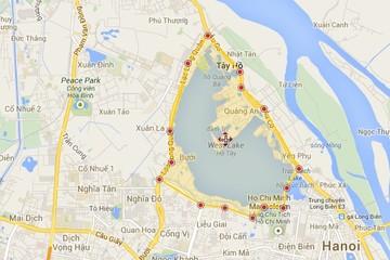 Hà Nội điều chỉnh quy hoạch phân khu đô thị khu vực Hồ Tây và phụ cận