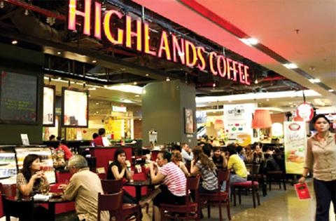 """Tính niêm yết trên sàn chứng khoán Việt Nam, ai """"chống lưng"""" cho Highlands Coffee?"""
