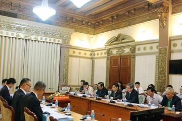 TPHCM: Ngân hàng nước ngoài quan tâm dự án cơ sở hạ tầng, giao thông