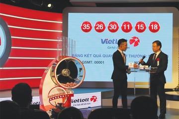 Tới 20/11, Vietlott thu về 734 tỷ đồng doanh thu sau 4 tháng