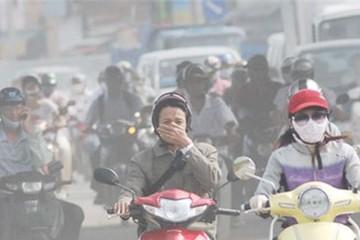 Từ tháng 12/2016, Hà Nội sẽ phát thông báo tình trạng môi trường không khí hàng ngày