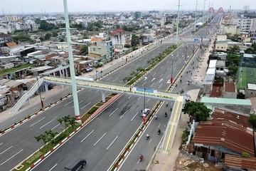 Gần 2.800 tỷ đồng làm 2,7 km đường nối đại lộ Phạm Văn Đồng đến Quốc lộ 1