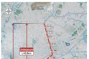 Hàn Quốc sẽ tài trợ vốn cho metro Bến xe Cần Giuộc - Ngã tư Bảy Hiền
