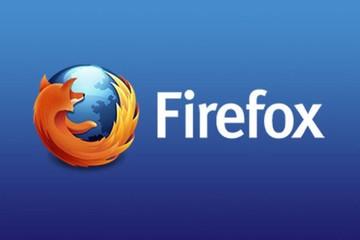 Ô cửa sổ vàng của Mozilla Firefox