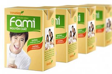 QNS: Thành bại tại sữa đậu nành Vinasoy và mía đường