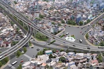 Hơn 17.000 tỷ đồng xây đường trên cao từ Thủ Đức đến Bình Tân