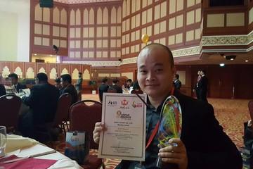 Start-up Việt đạt giải vàng Giải thưởng ASEAN ICT Awards