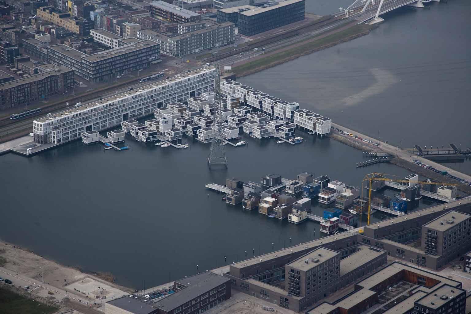 Hội Kiến trúc sư Tp.HCM muốn chỉnh trang nhà ven sông như Venice hay Amsterdam