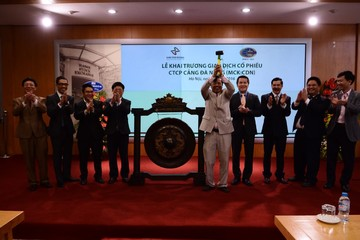 66 triệu cổ phiếu của CTCP Cảng Đà Nẵng niêm yết trên HNX