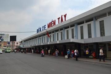 Ưu tiên Saigon Co.op đầu tư trung tâm thương mại tại Bến xe miền Tây cũ