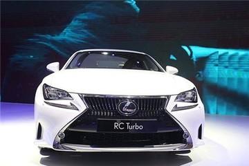 Coupe Lexus RC Turbo 2017 chốt giá gần 3 tỷ đồng tại Việt Nam