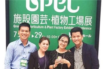 Lê Hồng Công, Giám đốc Công ty TNHH SFO: Thu triệu đô từ… dưa muối