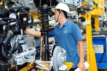 PMI ngành sản xuất tăng mạnh nhất 18 tháng
