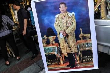 Thái Lan chính thức có vua mới