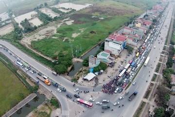 Hà Nội duyệt nhiệm vụ quy hoạch chi tiết hai bên tuyến đường nối QL 1A - 1B