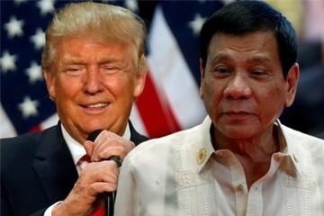 Trump mời Duterte đến Nhà Trắng vào năm sau