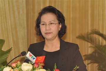 Quốc hội nhận thiếu sót trước cử tri về vụ ông Vũ Huy Hoàng