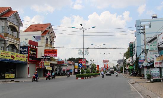 Bình Dương sẽ nâng cấp Thuận An và Dĩ An lên đô thị loại III