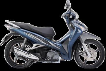 Future FI 125cc phiên bản mới giá từ 30 triệu đồng