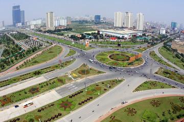 Khu chức năng đô thị Nam Đại lộ Thăng Long sẽ có cao ốc 35-39 tầng và hồ điều hòa 15ha