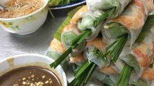 8 món ăn đường phố Sài Gòn lọt vào
