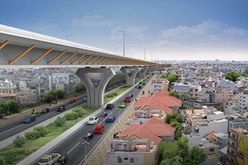 TP HCM tìm nhà đầu tư tuyến đường trên cao Cộng Hòa - Điện Biên Phủ