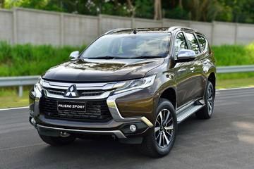 Mitsubishi Pajero Sport mới giá từ 1,4 tỷ đồng tại Việt Nam