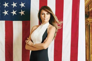 [Infographic] 10 điều ít biết về tân Đệ nhất Phu nhân Mỹ Melania Trump