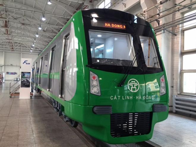 Metro Ga Hà Nội – Nhổn chậm tiến độ vì giải phóng mặt bằng