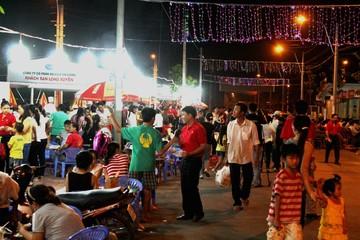 ASM khai trương chợ đêm Sao Mai- Bình Khánh 5