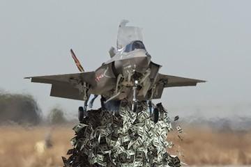 Chỉ 1 dòng tweet, ông Trump thổi bay 4 tỷ USD của Lockheed Martin