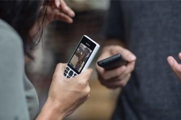 Nokia ra điện thoại có pin một tháng, giá 25 USD