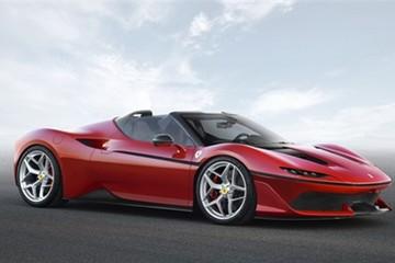 Ferrari J50 2017 - 'siêu phẩm' hoài niệm quá khứ