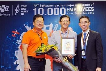 FPT Software cán mốc 10.000 nhân viên