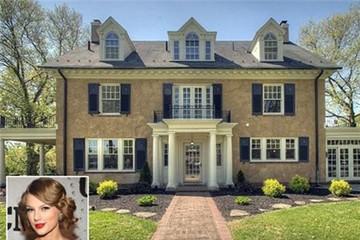 8 biệt thự triệu đô của Taylor Swift